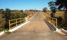 Abadia - Abadia-BA-Ponte no Povoado de Bonsucesso-Foto:Léo/MPB/GSVB