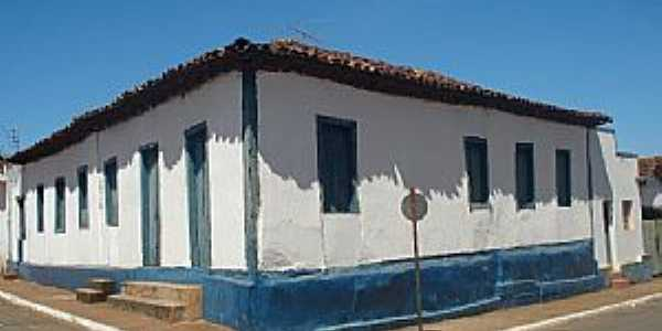 Abadia-BA-Casarão do Patrimônio Histórico-Foto:Léo/MPB/GSVB