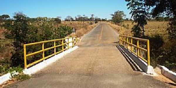 Abadia-BA-Ponte no Povoado de Bonsucesso-Foto:Léo/MPB/GSVB
