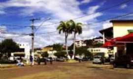 Itambacuri - Vista da rodoviaria, Por Edvaldo faustim