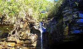 Itambé do Mato Dentro - Itambé do Mato Dentro-MG-Cachoeira do Lucio-Foto:chicotrekking.com.br