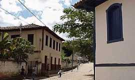 Itambé do Mato Dentro - Itambé do Mato Dentro-MG-Centro da cidade-Foto:asminasgerais.com.br