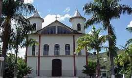 Itambé do Mato Dentro - Itambé do Mato Dentro-MG-Igreja de N.Sra.das Oliveiras-Foto:asminasgerais.com.br