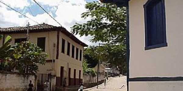 Itambé do Mato Dentro-MG-Centro da cidade-Foto:asminasgerais.com.br