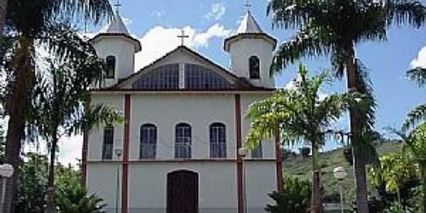 Itambé do Mato Dentro-MG-Igreja de N.Sra.das Oliveiras-Foto:asminasgerais.com.br