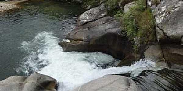 Itamonte-MA-Cachoeira da Pedra-Foto:Gustavo Correa