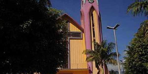 Itamonte-MA-Matriz de São José-Foto:Leonardo Romanelli