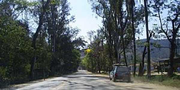 BR 354 - Divisa de municípios - Itamonte- Itanhandu - Por JBRMONTEIRO