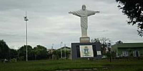 Monumento do Cristo Redentor por Rosana Salvadori