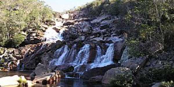 Abaíra-BA-Cachoeira Michelania-Foto:valber-abaira
