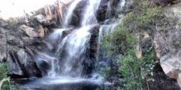 cachoeira da samambaia, Por Júnior Reis