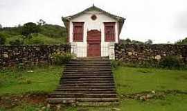 Itapanhoacanga - Itapanhoacanga-MG-Igreja do Rosário-Foto:www.weatheravenue.com