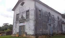 Itapanhoacanga - Itapanhoacanga-MG-Ruínas da Igreja São José na Estrada Real-Foto:Sávio Meira