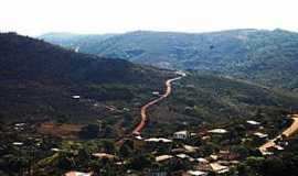 Itapanhoacanga - Itapanhoacanga-MG-Vista da cidade-Foto:FMendes