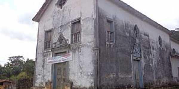 Itapanhoacanga-MG-Ruínas da Igreja São José na Estrada Real-Foto:Sávio Meira
