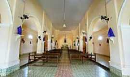 Itapirucu - Interior da Igreja de N.S.das Dores-Foto:sgtrangel