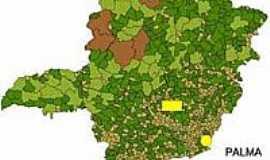 Itapirucu - Mapa