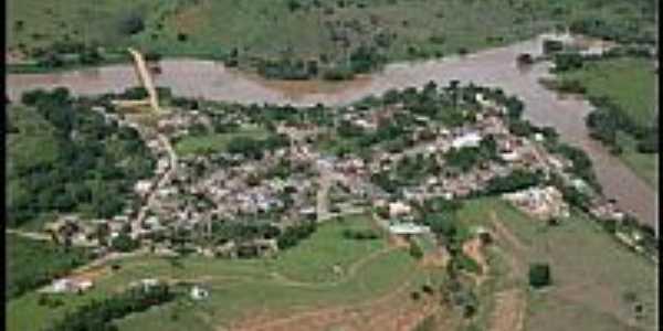Vista aérea-Foto:Fabio Arruda MG