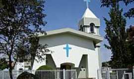 Itaú de Minas - Igreja de Santa Terezinha do Menino Jesus-Foto:Vicente A. Queiroz