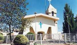 Itaú de Minas - Igreja Matriz santa Terezinha do Menino Jesus - Foto Prefeitura Municipal