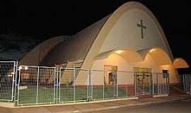 Itaú de Minas - Igreja Nossa Senhora da Aparecida - Foto Prefeitura Municipal