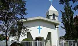 Itaú de Minas - Matriz de Sta. Teresinha do Menino Jesus por Vicente A queiroz