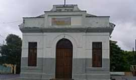 Itaúna - Itaúna-MG-Capela ao lado da Igreja de N.Sra.do Rosário-Foto:Délio de Lemos
