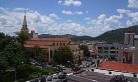 Itaúna - Itaúna-MG-Vista do centro-Foto:André Saliya - Ritápolis