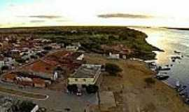 Abaré - Abaré-BA-Vista da cidade-Foto:naldinho beira rio