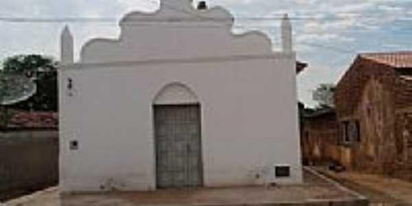Igrejinha em Icozeira, Abaré-Foto:abare