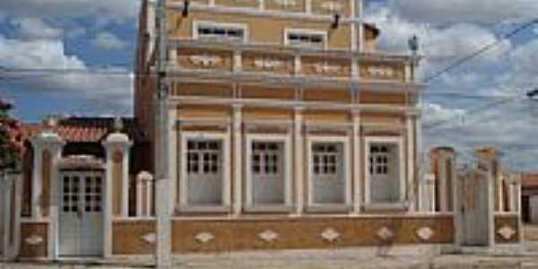 Casa Paroquial de Abaré-Foto:abare