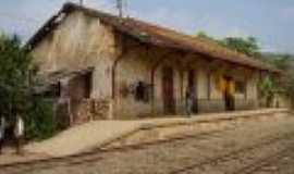 Itererê - Itererê-MG-A estação em 042009-Foto:Ricardo Quinteiro de Mattos
