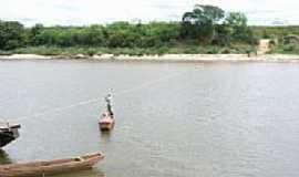 Itira - Travessia no Rio Jequitinhonha-Foto:cisal