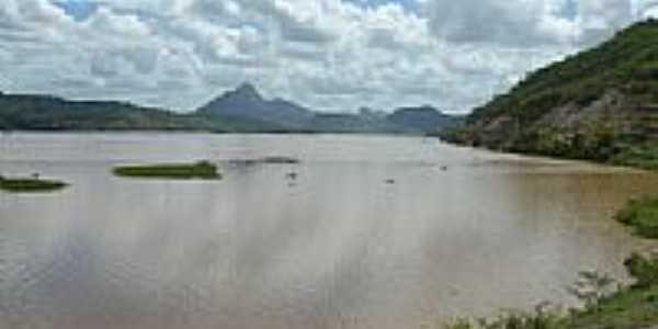 Represa no Rio Doce-Foto:Rodnei Braum