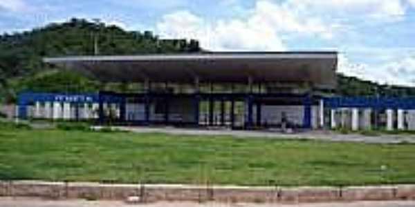 Estação Rodoviária de Ituêta-Foto:Jonas de Oliveira