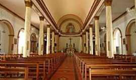 Ituiutaba - Interior da Catedral de São José em Ituiutaba-MG-Foto:Leandro Anthon