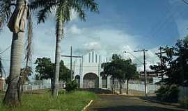 Ituiutaba - Ituiutaba-MG-Igreja de N.Sra.da Abadia-Foto:Altemiro Olinto Cristo
