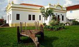 Ituiutaba - Museu Antropológico em Ituiutaba-MG-Foto:Leandro Anthon
