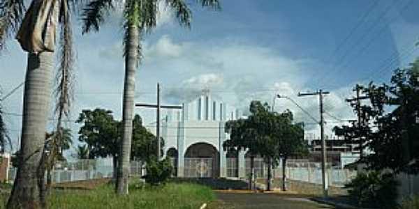 Ituiutaba-MG-Igreja de N.Sra.da Abadia-Foto:Altemiro Olinto Cristo