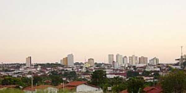 Ituiutaba-MG-Vista da cidade-Foto:clebin