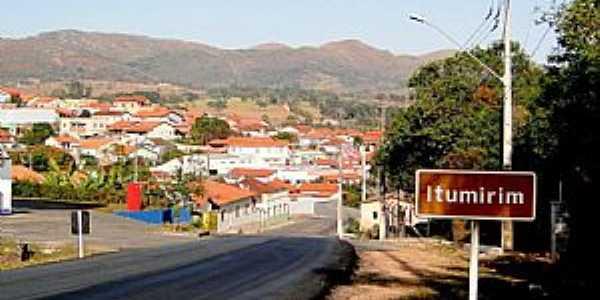Imagens da cidade de Itumirim - MG
