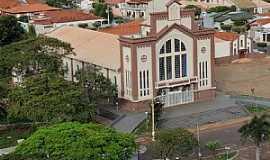 Iturama - Iturama-MG-Santuário de N.Sra.de Fátima-Foto:x17