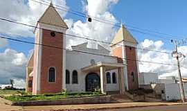 Iturama - Iturama-MG-Igreja de N.Sra.Aparecida-Foto:x17