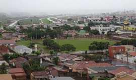 Iturama - Iturama-MG-Vista do Estádio Municipal-Foto:x17