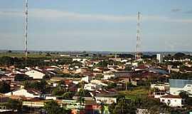 Iturama - Iturama-MG-Vista parcial da cidade-Foto:x17