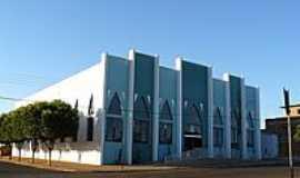 Iturama - Templo Evangélico-Foto:Altemiro Olinto Cris…