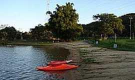 Itutinga - Praia às margens da Represa de Itutinga