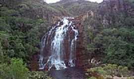 Jaboticatubas - Cachoeira na Serra do Cipó foto por carlos orzil (Panoramio)