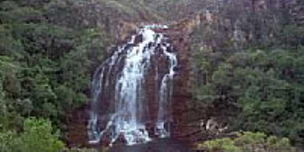 Cachoeira na Serra do Cipó foto por carlos orzil (Panoramio)