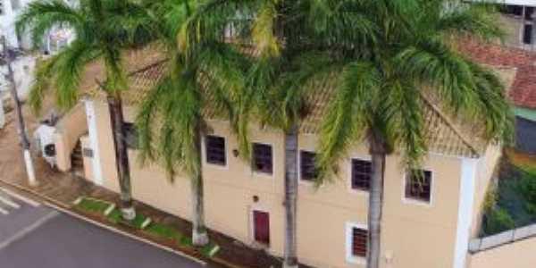 Casa da Cultura de Jacuí-MG, Por Edson dos Santos Clarismunde